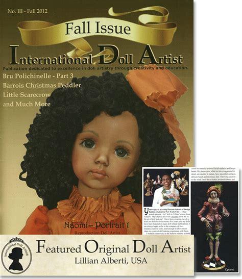 doll quarterly fall 2014 media a li l whimsy by lillian alberti