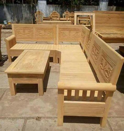Meja Makan Trembesi Furniture Nakas Rak Kursi Sofa Partisi 1 jual kursi tamu sudut gelung jati kursi tamu kursi makan kursi teras meja nakas meja makan