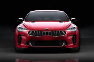 Kia Automobile 12 Things You Didn T About The 2018 Kia Stinger