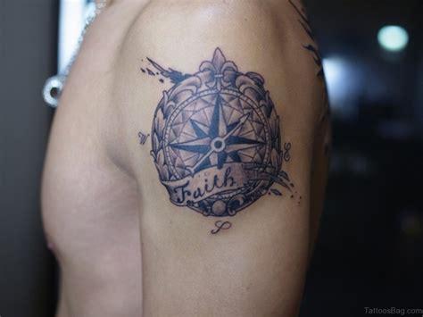 tattoo shoulder compass 63 elegant compass tattoos for shoulder