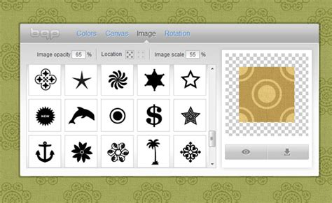 website pattern generator online pattern generator 20 tools for designers