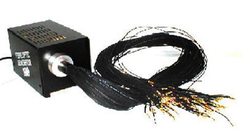 glasfaser beleuchtung glasfaser lichtleiter technik beleuchtung licht effekte