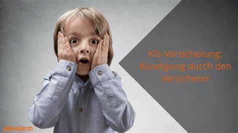 Kfz Versicherung K Ndigen Nach Verkauf by Kfz Versicherung K 252 Ndigung Durch Den Versicherer