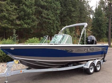 lund boats seattle lund 2075 tyee boats for sale boats