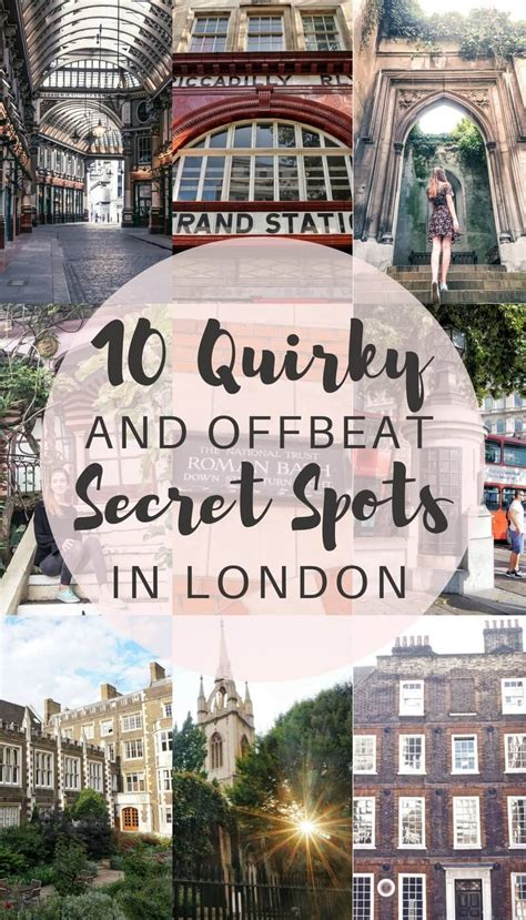 jadwal film london love story solo square 10 quirky hidden and secret spots in london you ll love