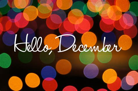 hello december images free large images