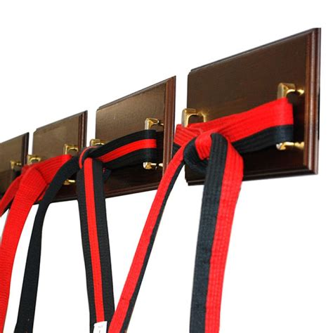 Martial Arts Belt Display Rack by Martial Arts Taekwondo Karate Belt Display Holder Rack