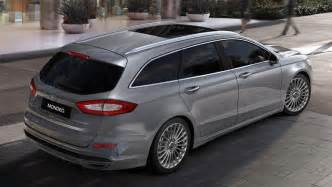 mondeo new ford cars 2015
