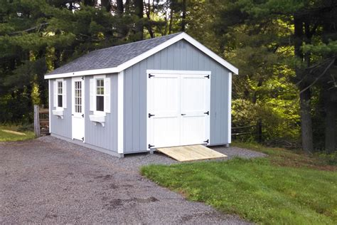 Shed Ct by Storage Sheds For Sale In Ct 14u0027 X 24u0027 Cape