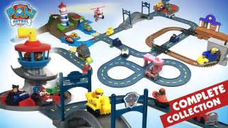 Mainan Track Paw Patrol Rescue Run Racing No 229 22 5 in 1 paw patrol roll patrol mega track lookout tower lighthouse railway pet barn keithstoybox