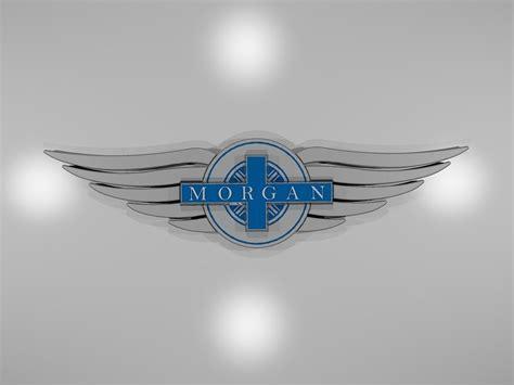 morgan cars logo  model  printable dwg cgtradercom