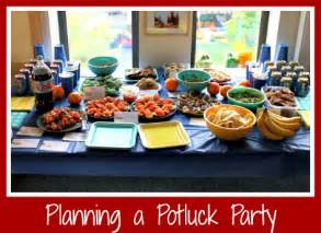 Potluck Main Dishes Easy - planning a potluck creative party themes and ideas