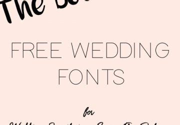 Free Wedding Fonts Uk by Sketch Fonts For Weddings The Wedding Of My Dreams