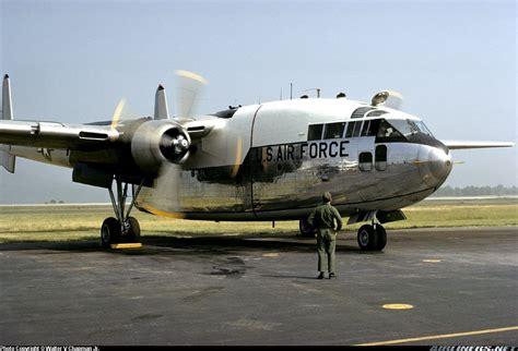 fairchild c 119l flying boxcar usa air