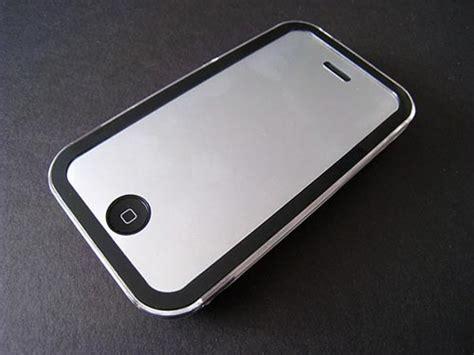 chagne iphone ipod mirror case