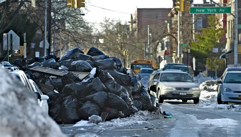 The City Digs Through Nyc Trash by Trash Talkin Occasional Links Commentary