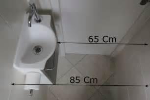 meuble lave mains pour wc 233 troit lave