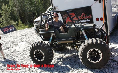 jeep kid raceline 4x4 jeep offroad racing http