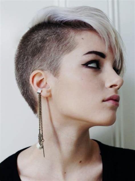 cortes de cabello para mujeres 2014 pelo corto cortes de pelo rapado la tendencia afeitada a los