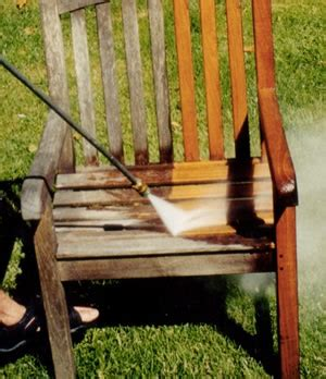 how to clean teak lounge chairs and other teak patio
