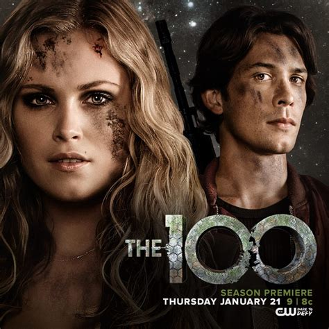 the 100 tv show season 3 premiere the 100 season 3 spoiler and release date everything you
