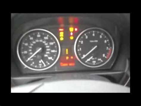 bmw abs dsc brake warning light problem  battery