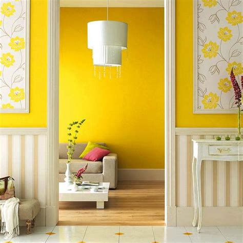Yellow Color Combinations Design Decoration | 25 dazzling interior design and decorating ideas modern