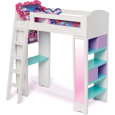 Bunk Beds Accessories My As Loft Bed Furniture For Doll And Accessories For Dolls Ebay