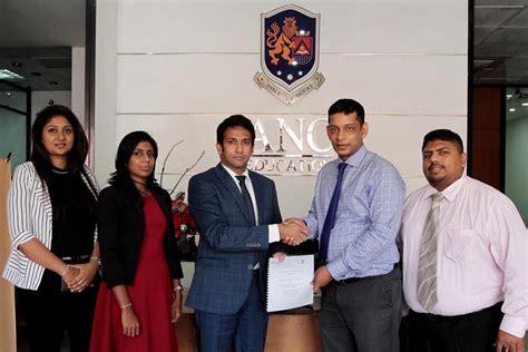 Uwl Mba Sri Lanka by Cim Sri Lanka Partners With Anc School Of Postgraduate