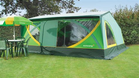 Spacious and Comfortable Classic Tents   Eurocamp.co.uk