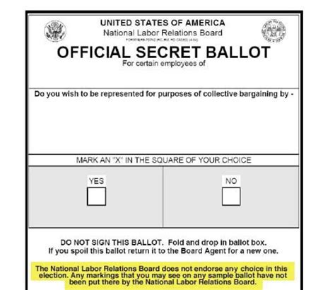 ballot template mock election ballot template just b cause