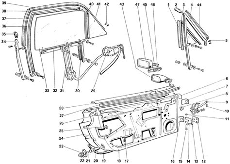 car door lock parts diagram car door parts diagram www imgkid the image kid