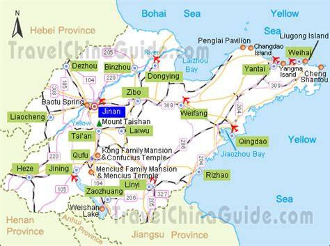 qingdao travel guide city map attractions tips