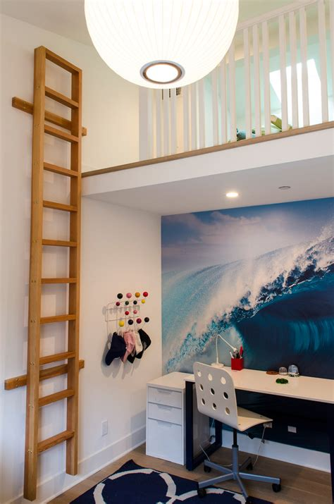beautiful bed beautiful loft bed with desk underneath in