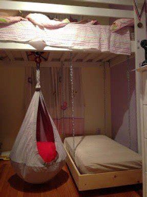 toddler swing bed l loft bed foter