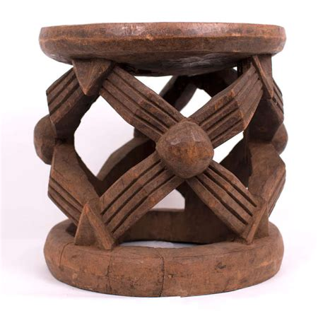 carved wood stool antique carved wood stool at 1stdibs