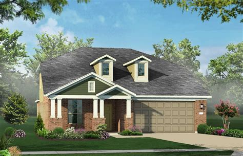 new home plan southland in rock tx 78665