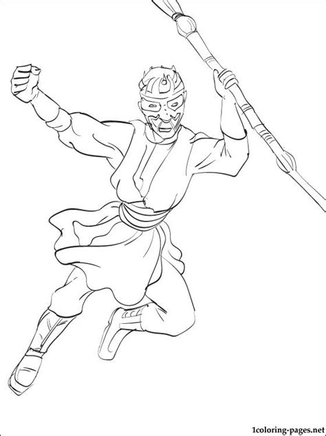 lego wars darth maul coloring pages darth maul free coloring pages on coloring pages