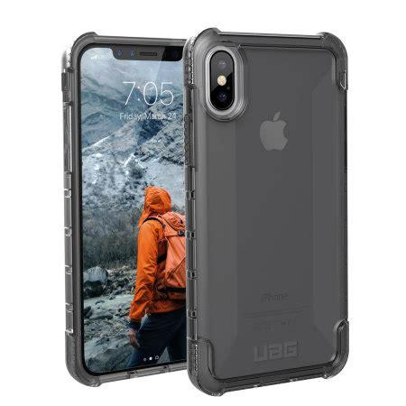 uag plyo iphone x tough protective ash