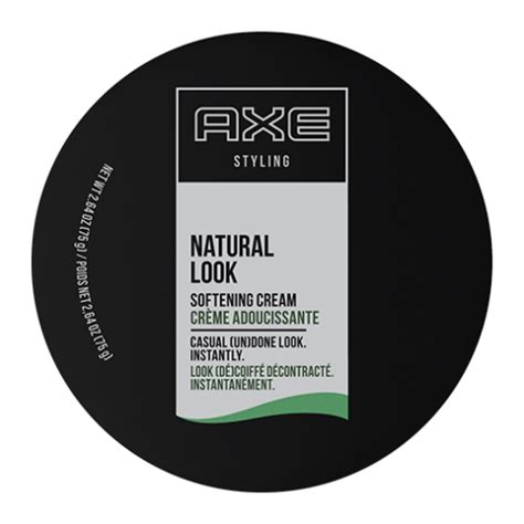 Axe Hairstyles by Axe Look Hair Softening 2 64