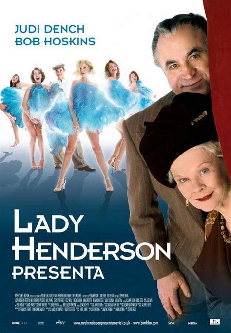 mrs henderson presents 2005 posters traileraddict mrs henderson presents movie poster 3 of 3 imp awards