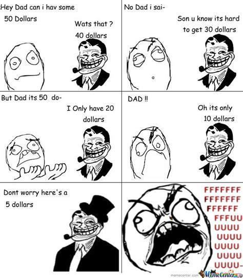 Lolololol Meme - troll dad lolololol by imeerain meme center