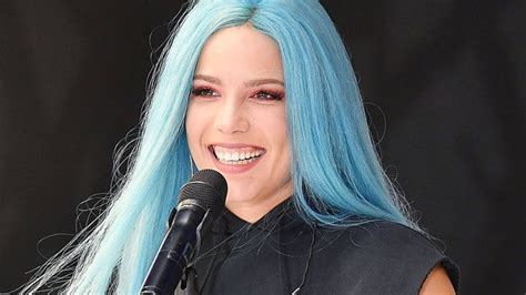 halsey hits no 1 on billboard 200 chart instyle com