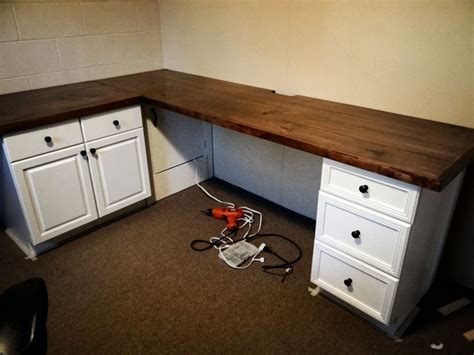 Diy Kitchen Desk 78 Best Ideas About Built In Desk On Pinterest Kitchen
