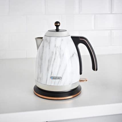 blaupunkt marble effect kettle kitchen electricals bm