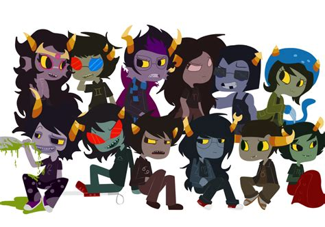 homestuck by lord hon on deviantart