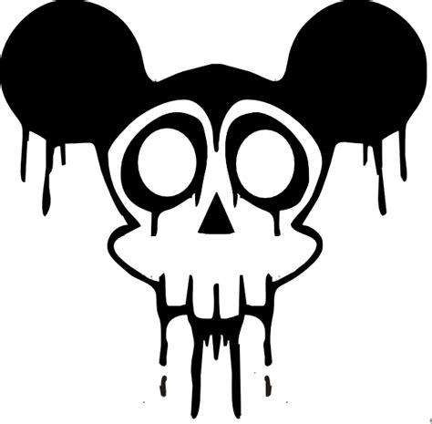 skull clip art  clkercom vector clip art