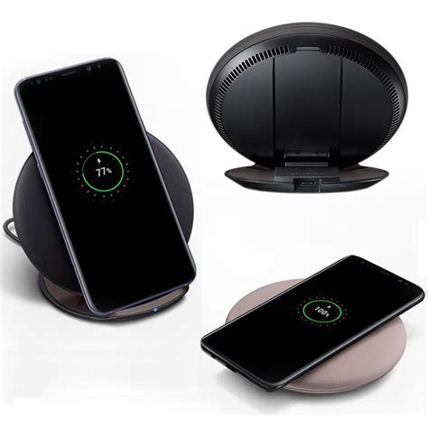 Samsung Travel Fast Charger S8 S8 Colour Black fast qi wireless charger charging for samsung galaxy note