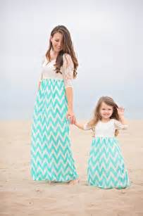 coastal maxi dress 3 4 sleeves this site has matching dresses for moms and daughters or