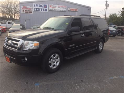 2008 ford expedition for sale 2008 ford expedition el for sale carsforsale
